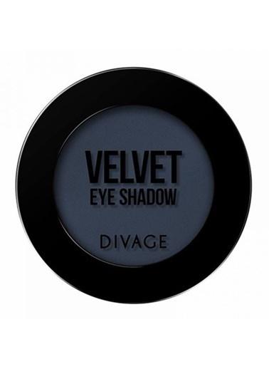 Divage Divage Velvet - Mat Göz Farı 7319 Renkli